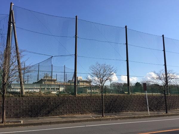 天戸中学校 約1120m