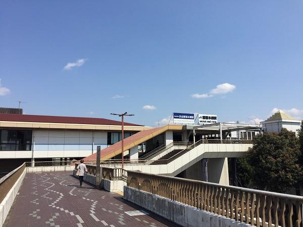JR総武線「幕張本郷」駅 約1200m