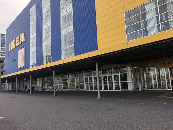 IKEA 約2,000m