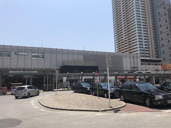 JR総武快速線「市川」駅 約1,100m
