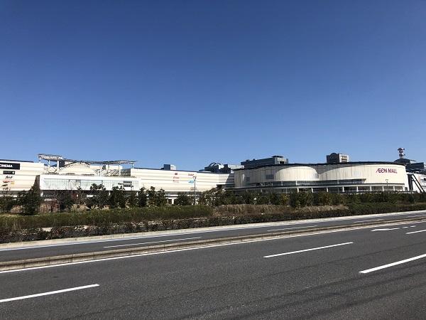 イオン幕張新都心店 約1,400m