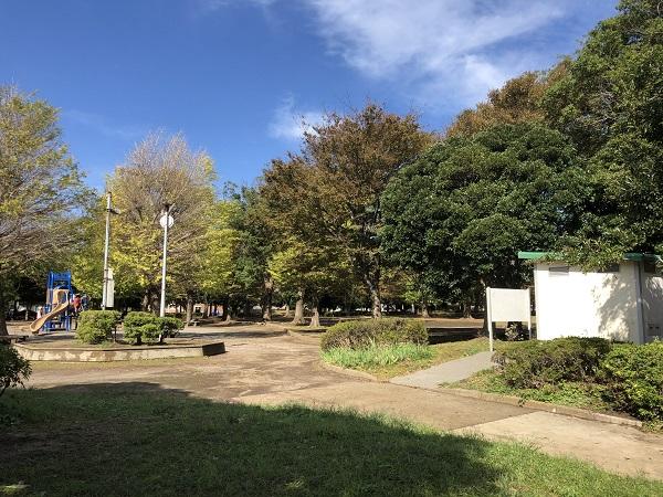 幕張台公園 約50m
