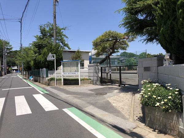 稲毛小学校 約600m