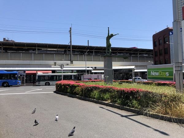 JR総武線「稲毛」駅 約1,350m